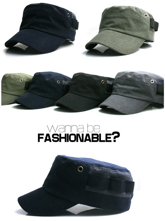 All About Military Caps