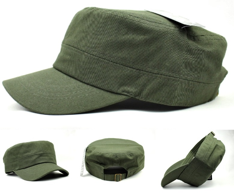 All About Military Hats