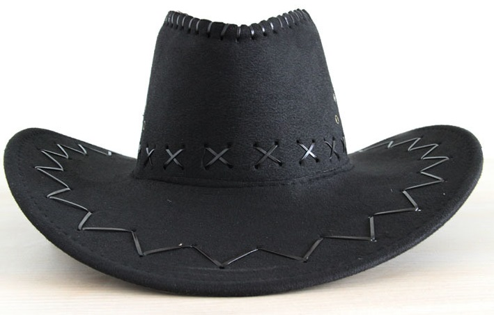 Black Cheap Cowboy Hats