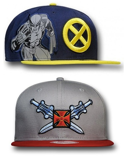 Cool Superhero Baseball Hats For Men