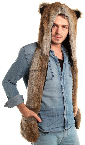 Cute and Furry Crazy Animal Hats