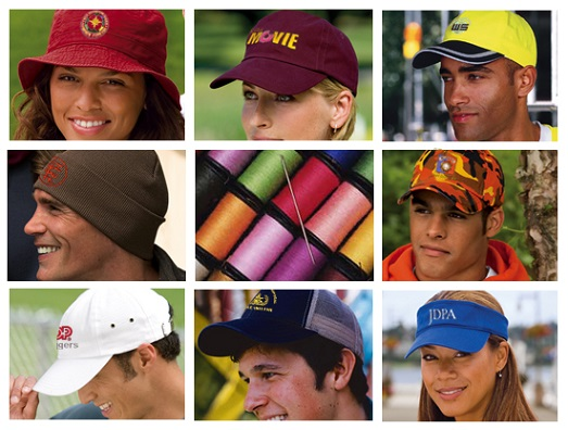 Discover Custom Hats Embroidered Online