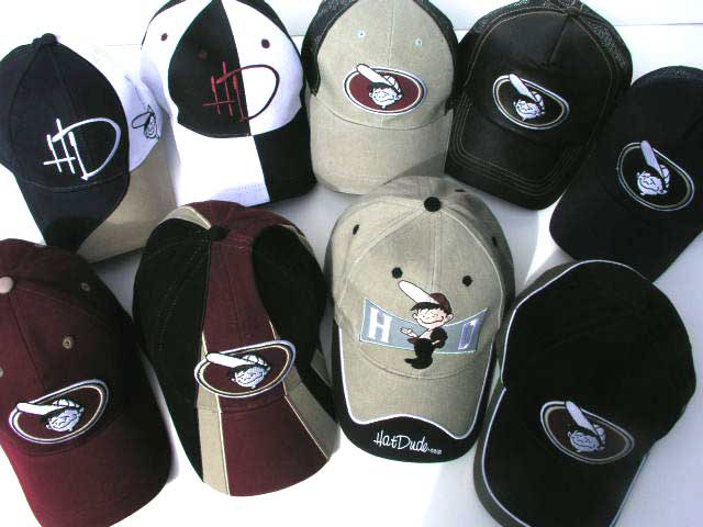 Embroidered Custom Baseball Hats