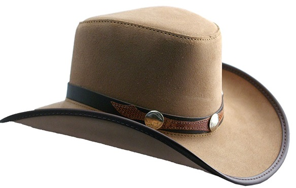 Genuine Leather Cowboy Hats