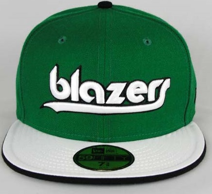 Green Blazer Custom Fitted Hats