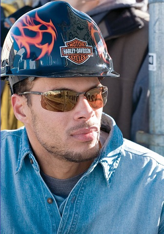 Harley Davidson Custom Design Hard Hats