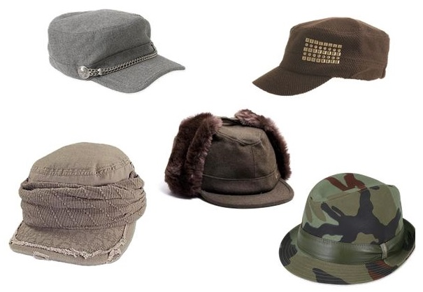 Hot Trend Military Dress Hats