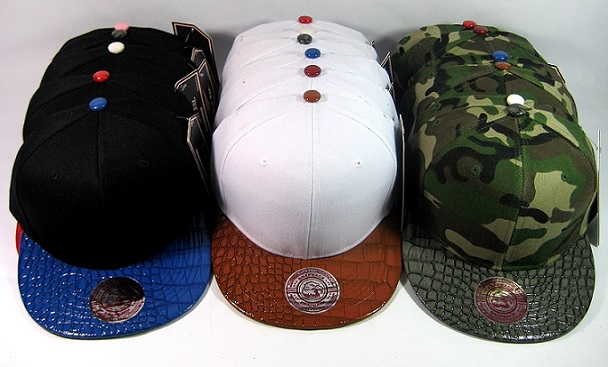 Shop for Blank Snapback Hats Wholesale