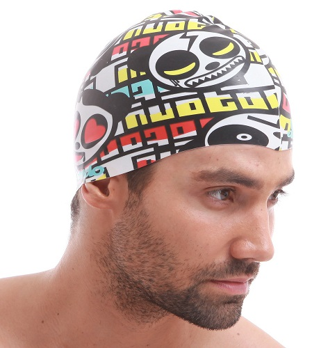 Unique Cool Swim Caps