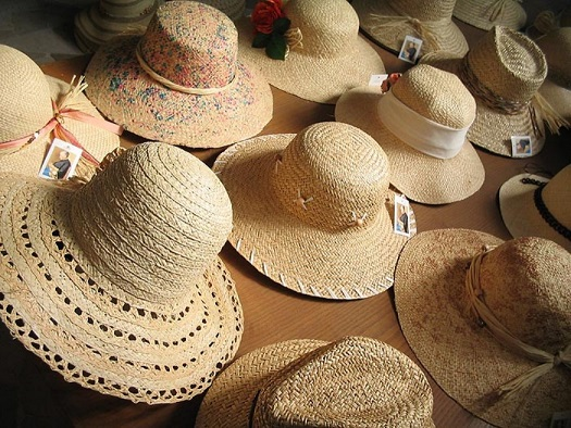 All About Straw Hats