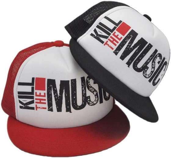 Top Quality Customized Flat Brim Hats