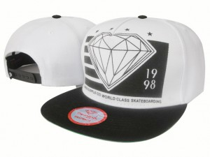 cheap custom white fitted hats