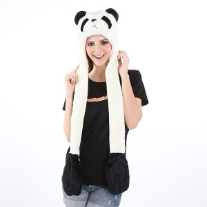 cheap cute panda hats