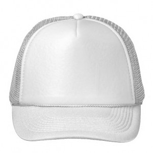 plain white hats both for men and women